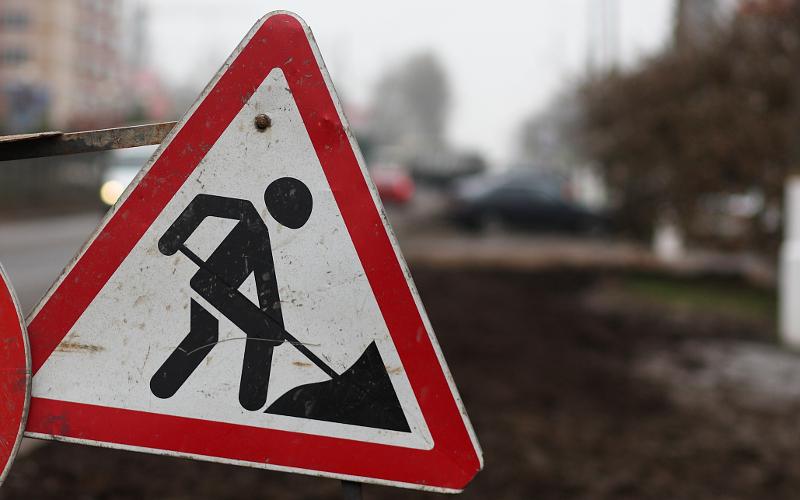 Движение транспорта по путепроводу на улице Михаила Бойчука ограничат