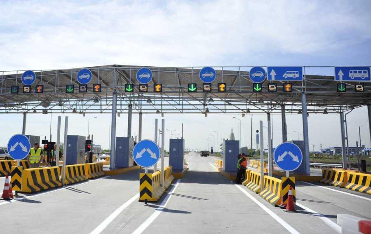 Министр инфраструктуры назвал примерную стоимость проезда по платным дорогам