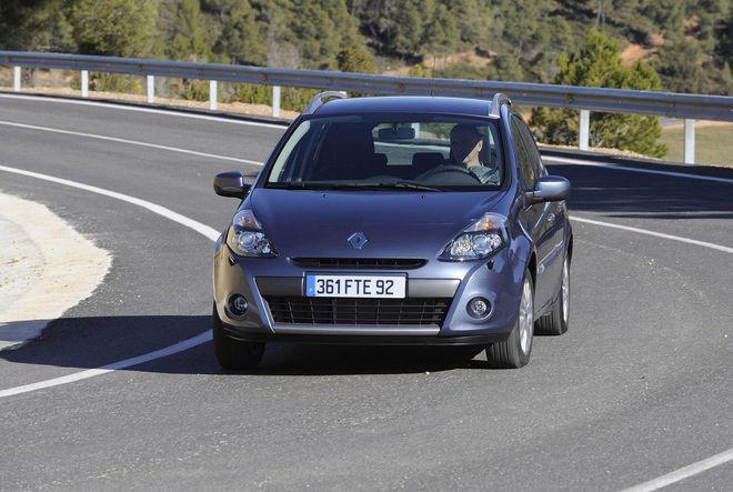 Renault Clio — экстерьер