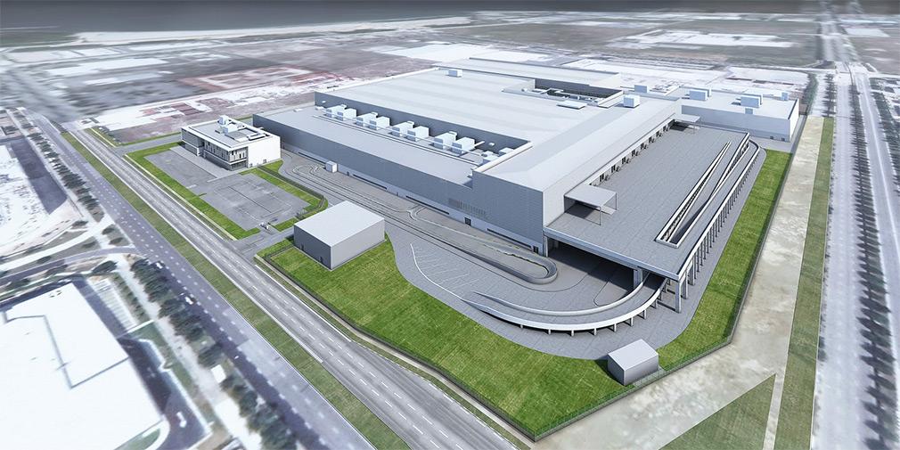 Dyson будет выпускать электрокары в Сингапуре