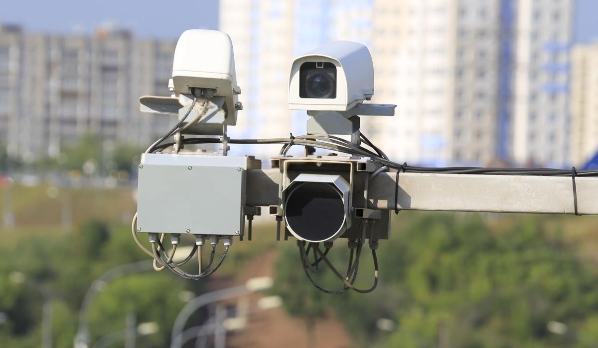 Автоматическая фотовидеофиксация заработает 1 июня