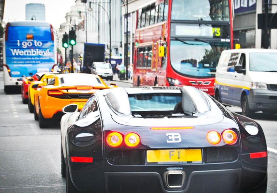 Британец продает автомобильный номер с вековой историей
