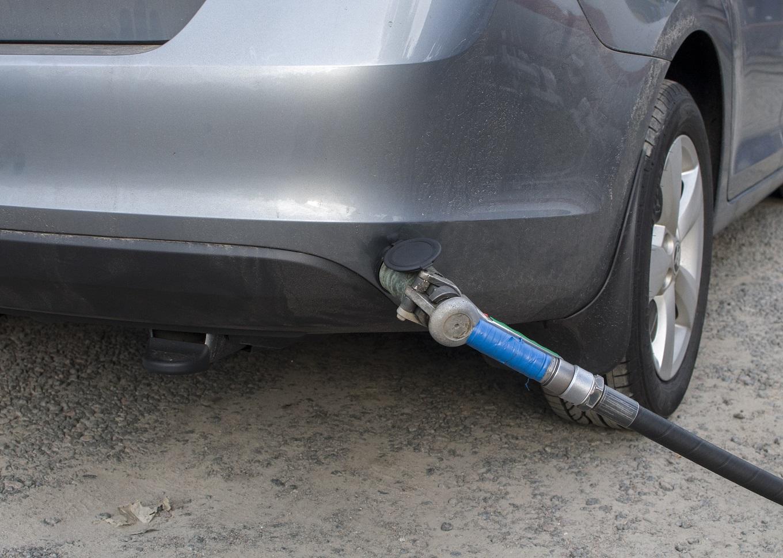 Средняя цена автогаза по Украине снизилась до 13.60 грн/л