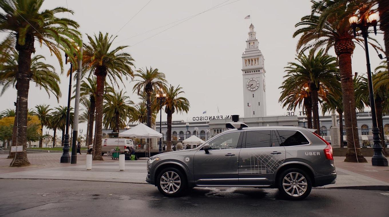 ВСША требуют предотвращения опыта Uber сбеспилотными такси