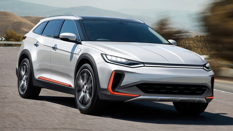 Компания WM Motor построит завод по выпуску электромобилей