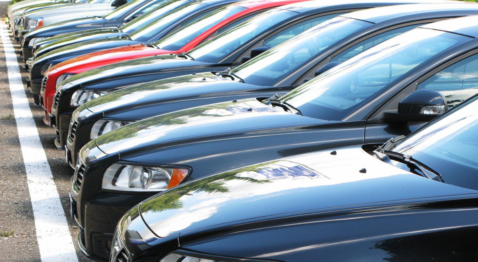 В Украине растаможили 16.5 тысяч автомобилей с иностранной регистрацией