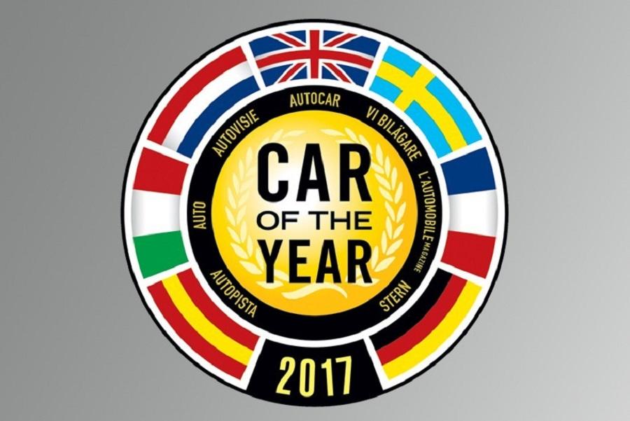 Названы финалисты европейского конкурса «Автомобиль года 2017»