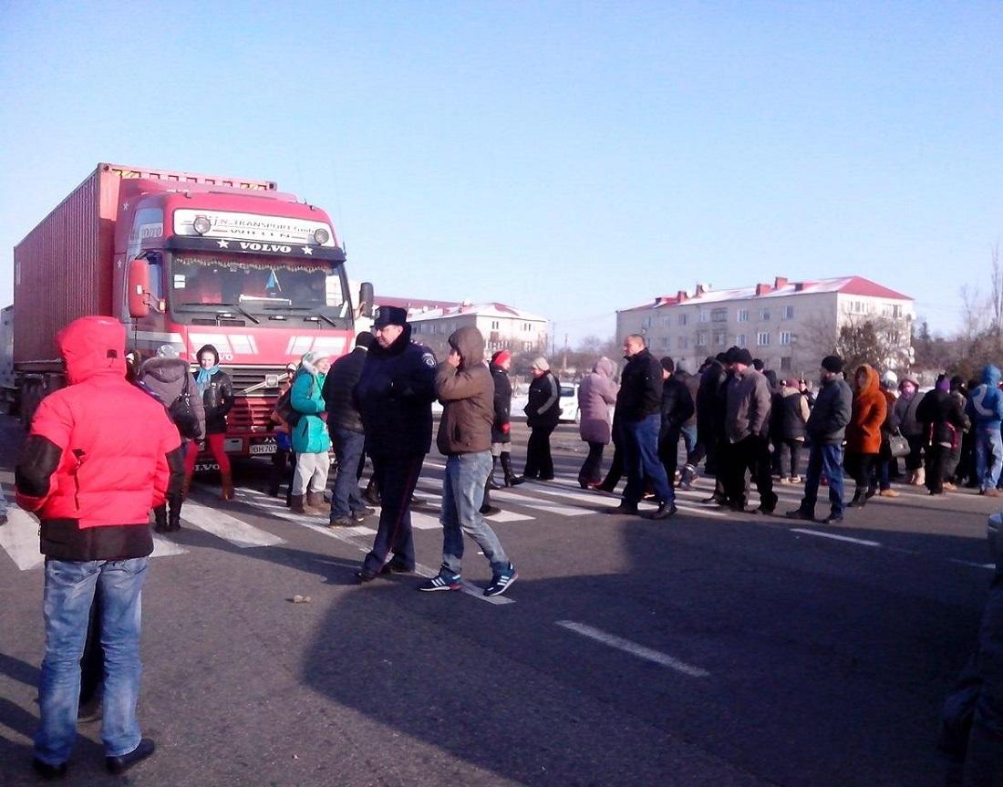 Ветераны МВД обещают перекрыть 12декабря основные дороги
