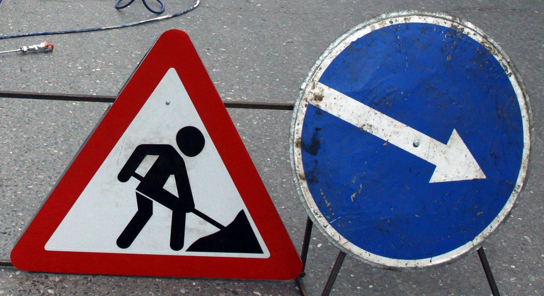 На улицы Елены Телиги 23 – 30 апреля продолжатся ремонтные работы