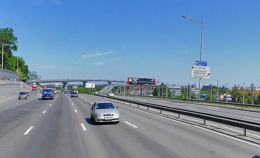 Нивки и левобережный Киев предлагают соединить новой магистралью