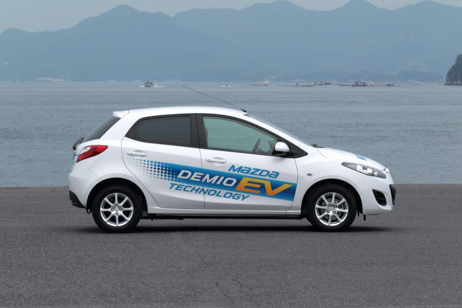 Mazda и Toyota договорились о совместной разработке электромобилей