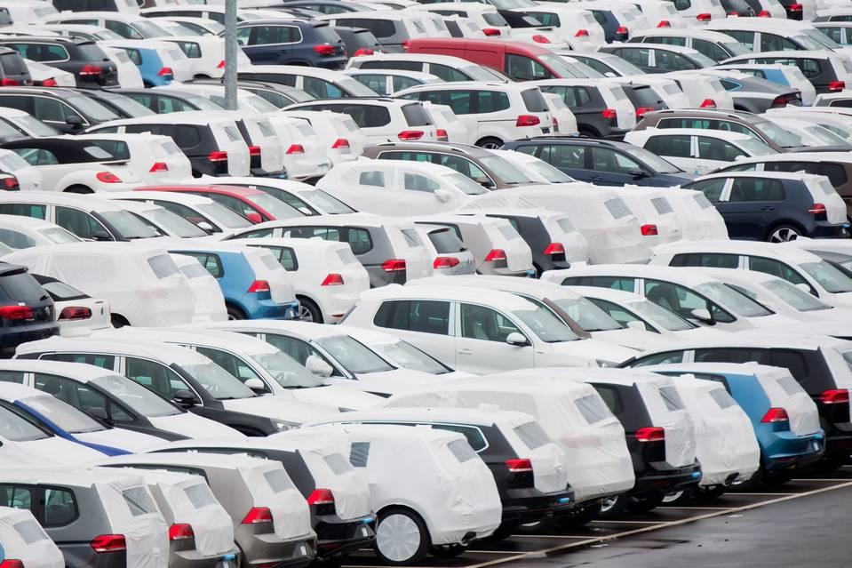 Европейский рынок автомобилей демонстрирует рост третий год подряд