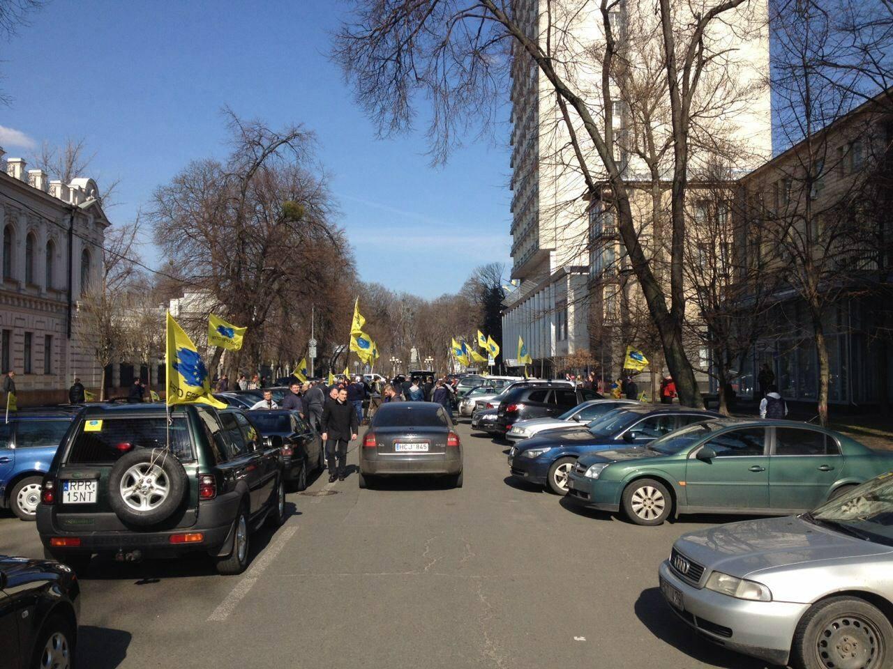 Комитет Верховной Рады отклонил законопроект 5567 о временном ввозе