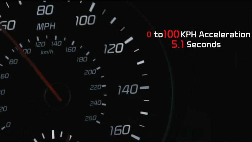 Новый спортседан Кия сумеет разогнаться до244 км/ч
