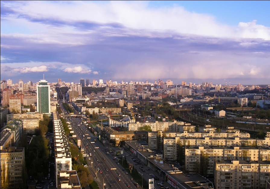 В Киеве автостанции заменят перехватывающими хабами