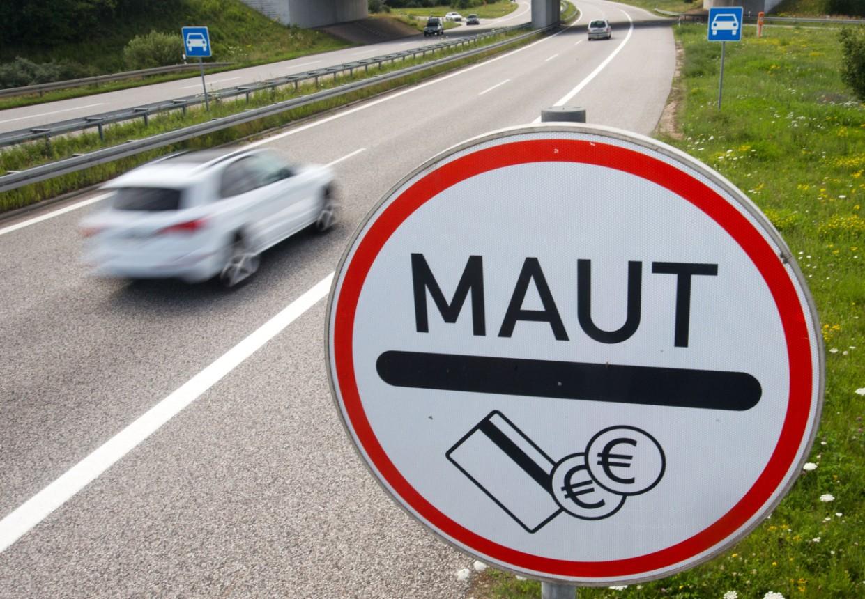 Германские автобаны станут платными для иностранцев с2019 года