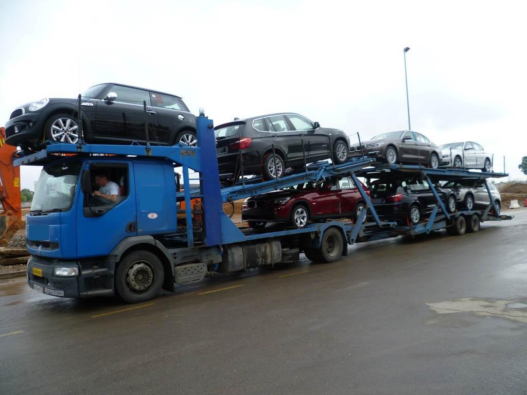 Минэкономики разработало порядок поднятия пошлин наавтомобили изЕС