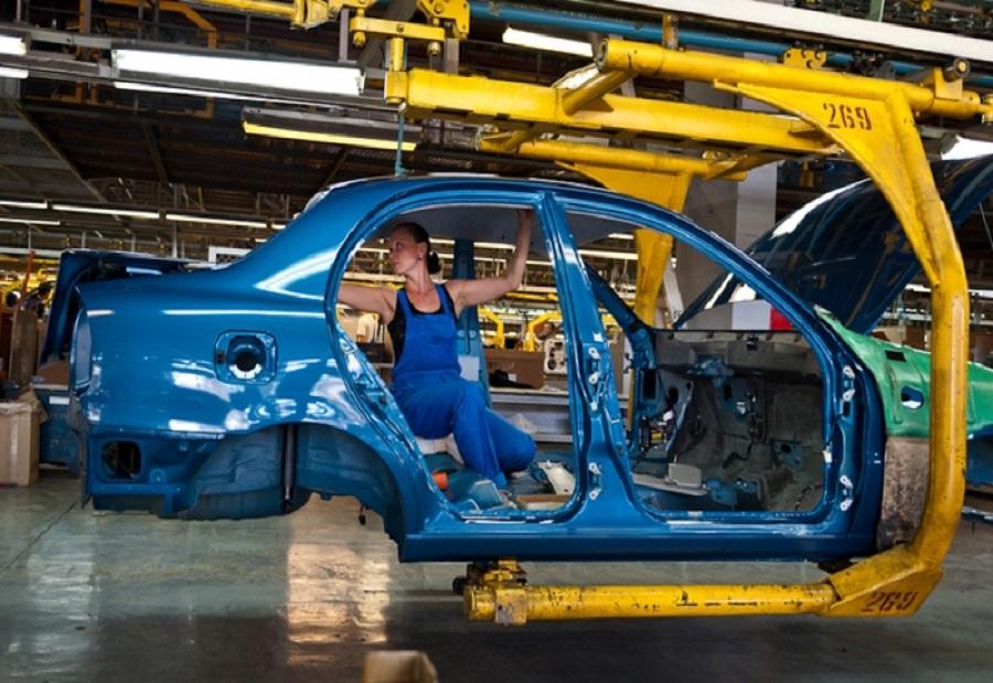 Запорожский автомобильный завод увеличил объемы производства на400%