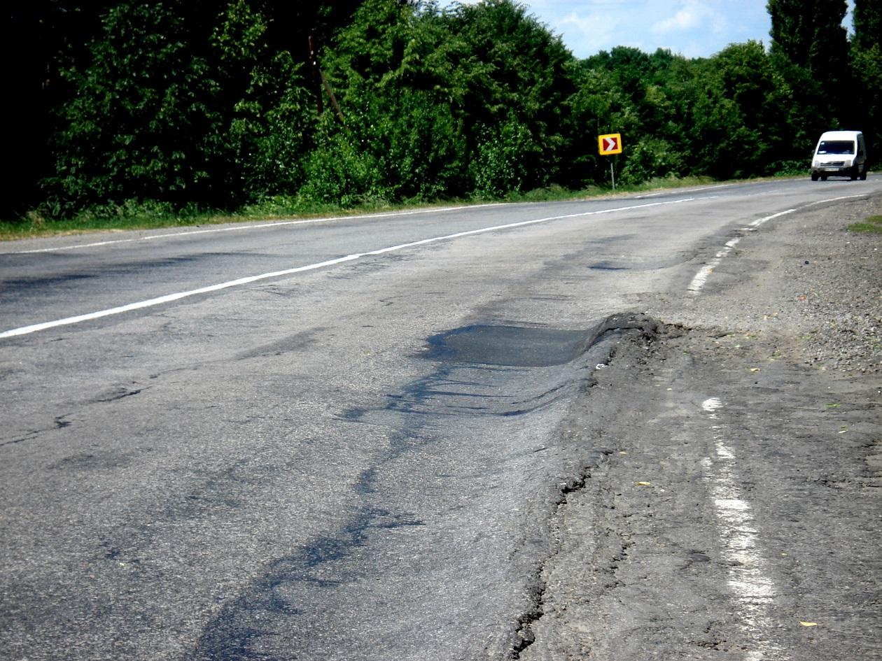 Дороги в РФ оказались хуже, чем вЗимбабве