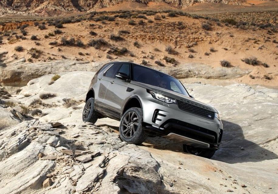 Land Rover разрабатывает автономные системы управления для бездорожья