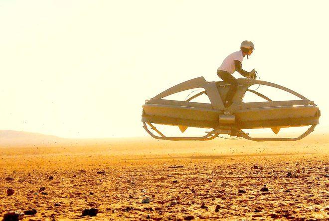Ховербайк Aerofex — фото и видео, летающий аппарат