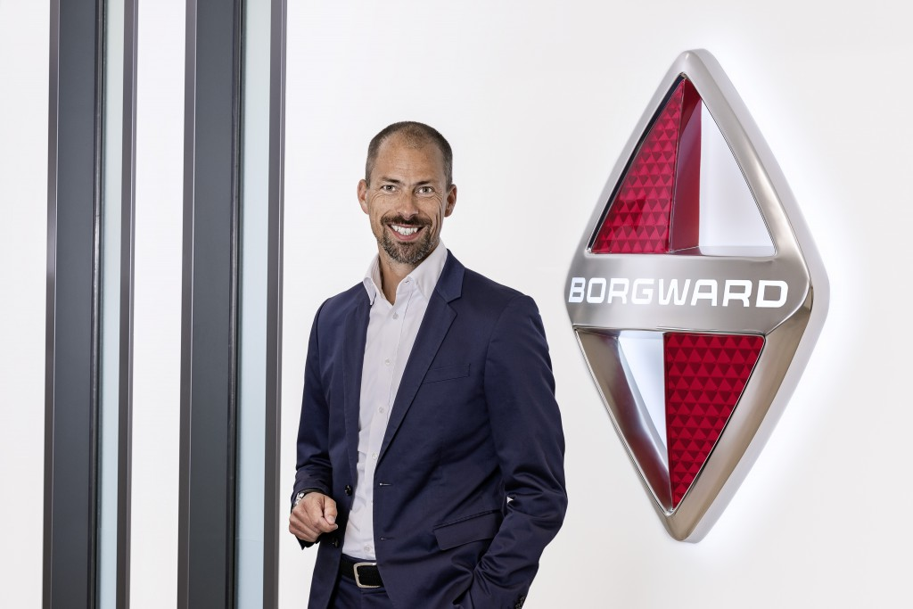 Бывший шеф-дизайнер MINI перешёл в немецко-китайский Borgward