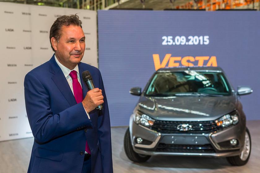 «АвтоВАЗ» ищет нового руководителя компании