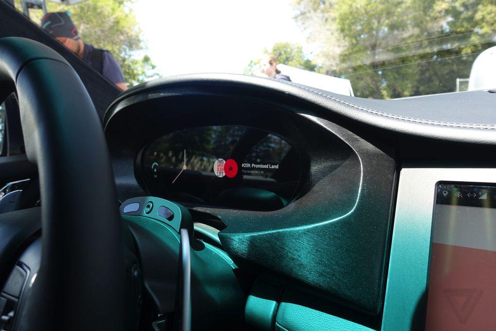 Google продемонстрировал Maserati Ghibli с Андроидом (видео)