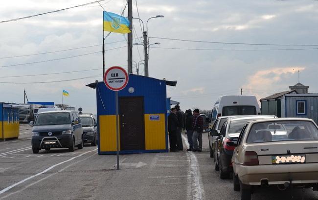 На админгранице с Крымом установили веб-камеры