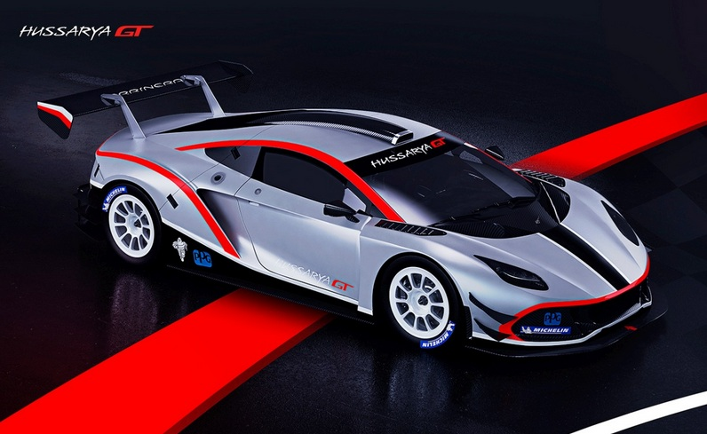 Польская «Гусария» отправится на гонки серии GT4