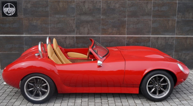 В Италии появится еще один производитель спорткаров
