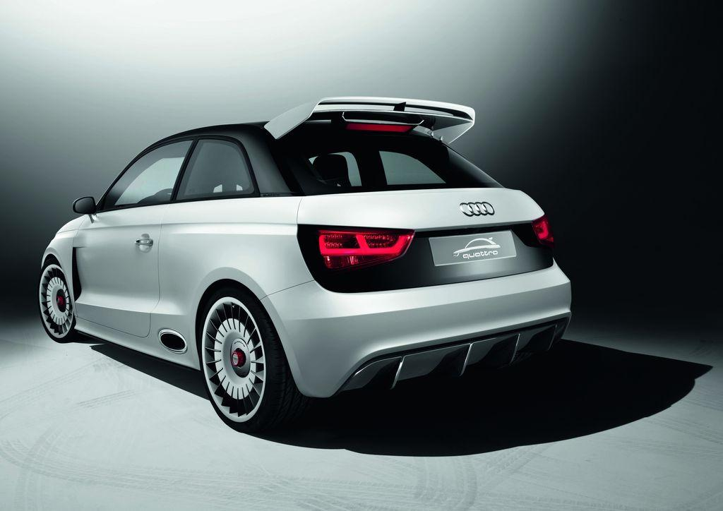 Хэтчбек RS1 с 300-сильным мотором вернулся в планы Audi
