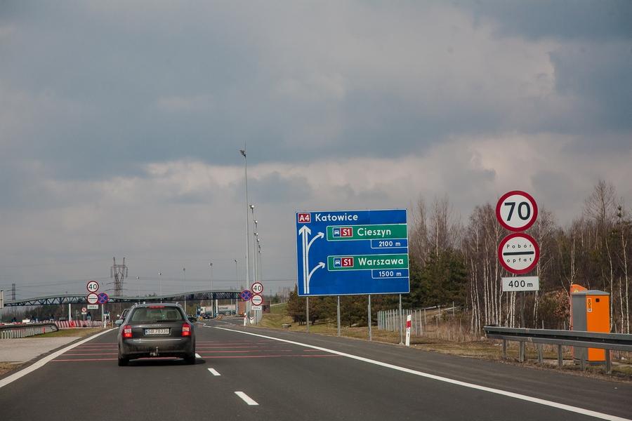 В Польше открыли автостраду соединяющую Украину и Германию