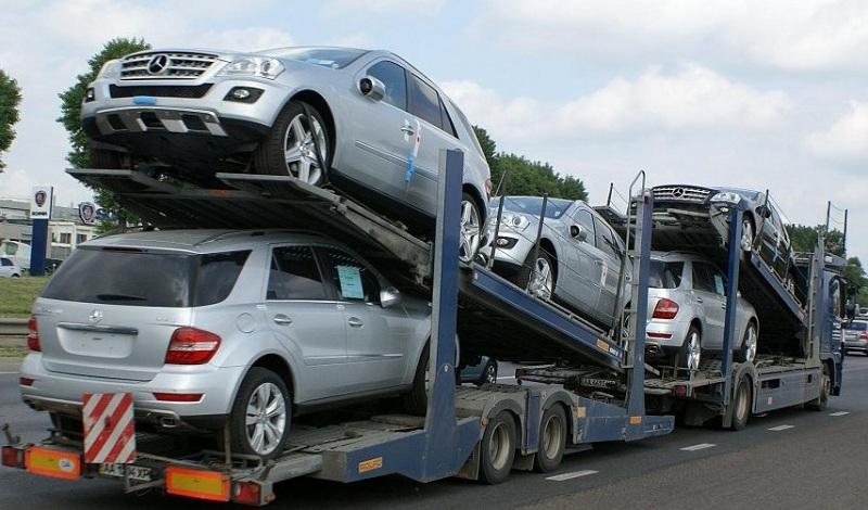 Средний возраст автомобилей в Украине увеличился до 19.6 лет
