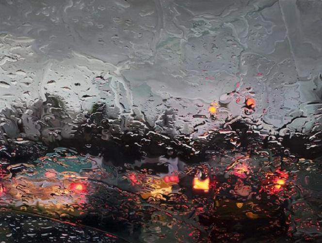 ГАИ призвало быть осторожными за рулём. На Украину надвигается циклон.