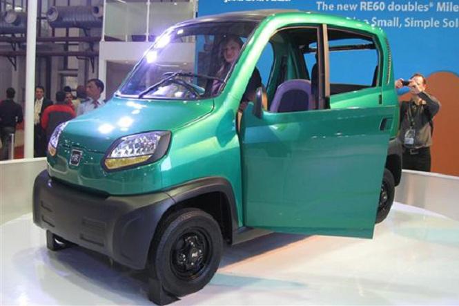Самый дешёвый автомобиль в мире станет «инвалидкой»