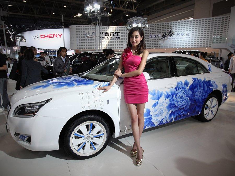 КНР установил рекорд попродажам авто