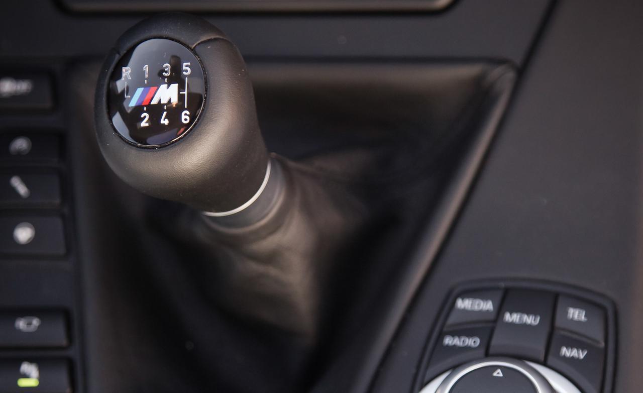 BMW M5 расстанется с «механикой» до конца года