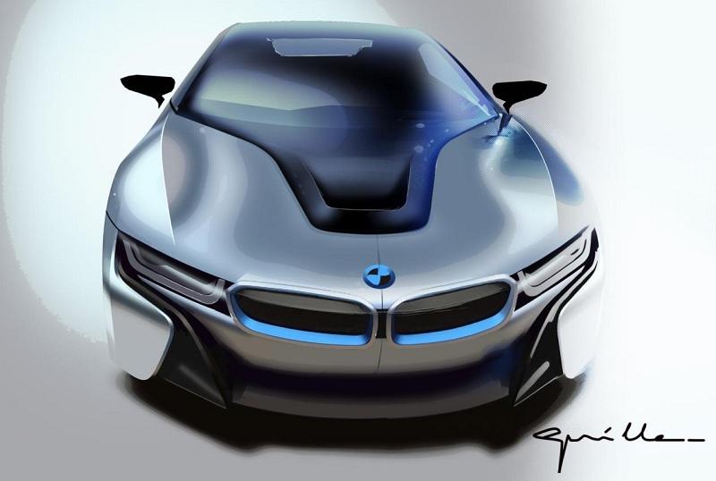 BMW создаёт автомобиль с расходом 0.4 литра на «сотню»