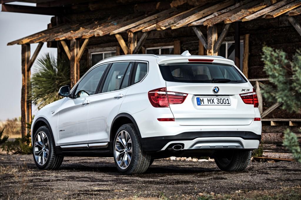 Новый BMW X3 подсадят на «стероиды»