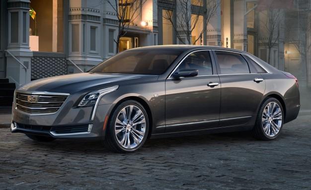 Американцам будут продавать китайские Cadillac