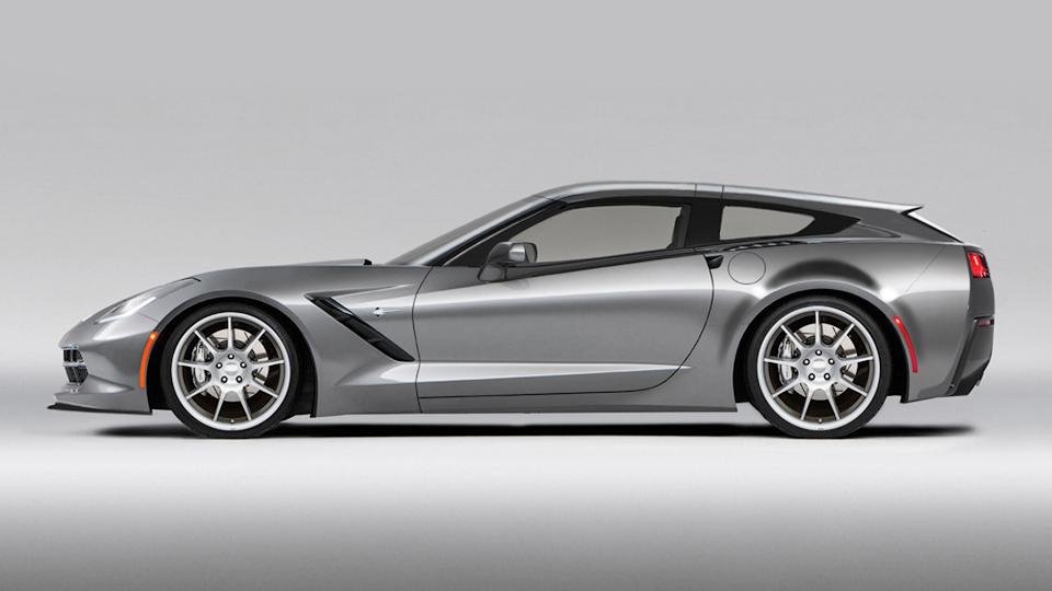 Chevrolet Corvette сделают универсалом