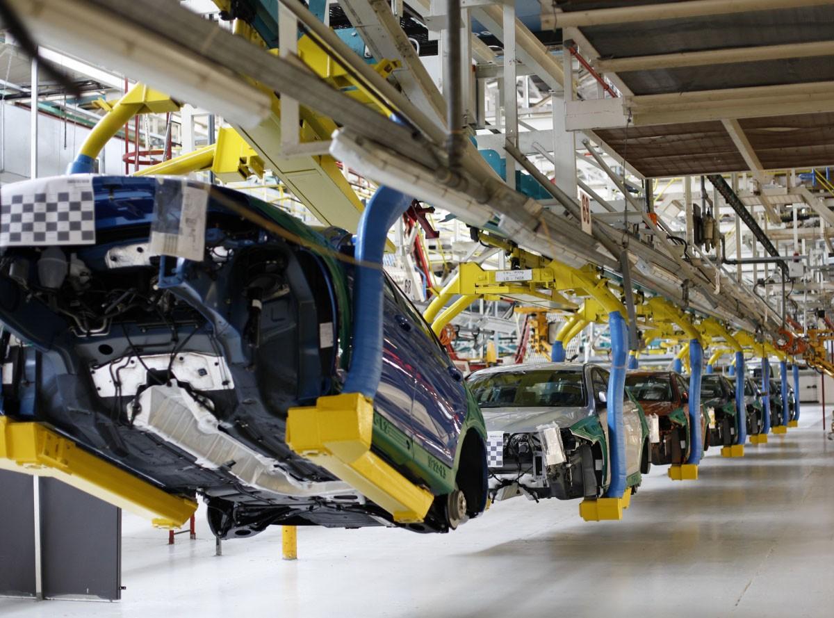 ВУкраинском государстве растет производство легковых машин