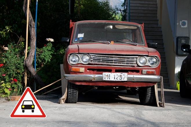 Старые автомашины уничтожают собственных обладателей намного чаще, чем свежие