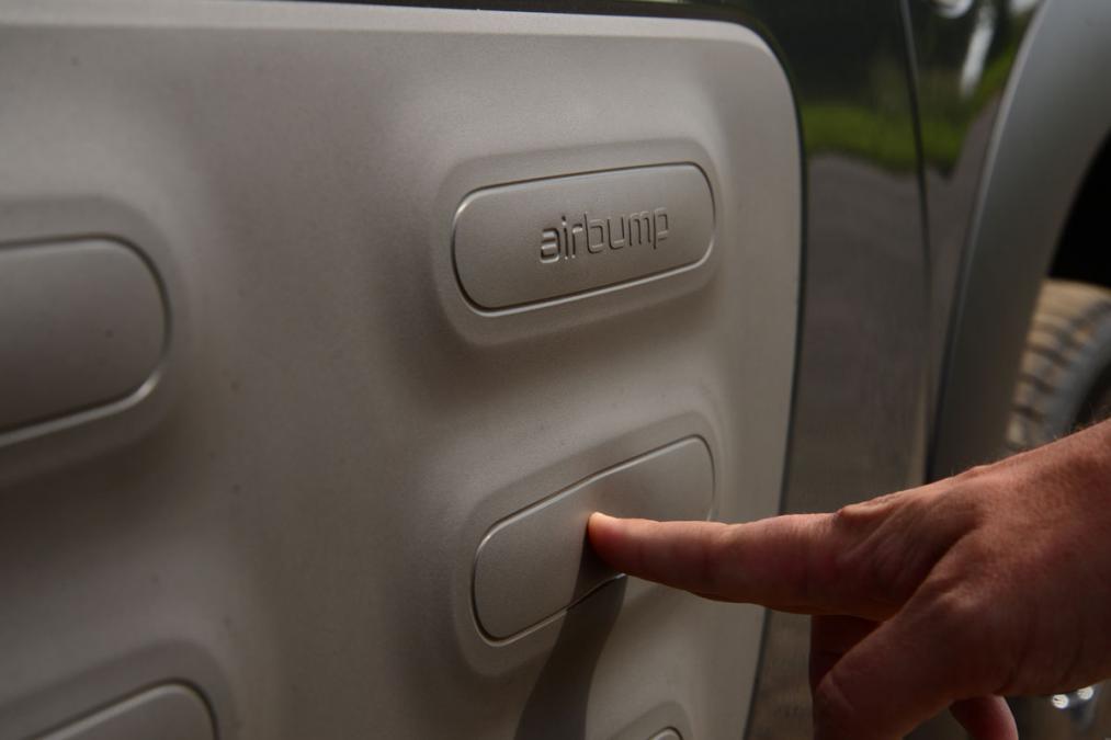 Новый Citroen C3 получит подушки Airbump от «Кактуса»