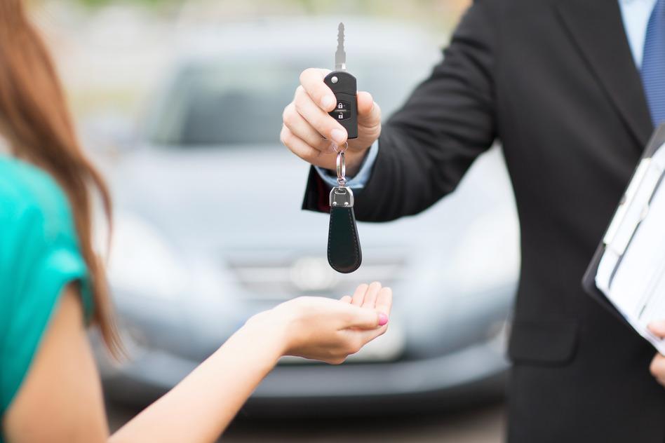 В Украине продолжился рост автопродаж