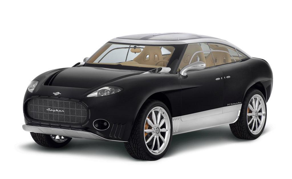 Spyker задумал выпустить гибридный кроссовер с двигателем Koenigsegg