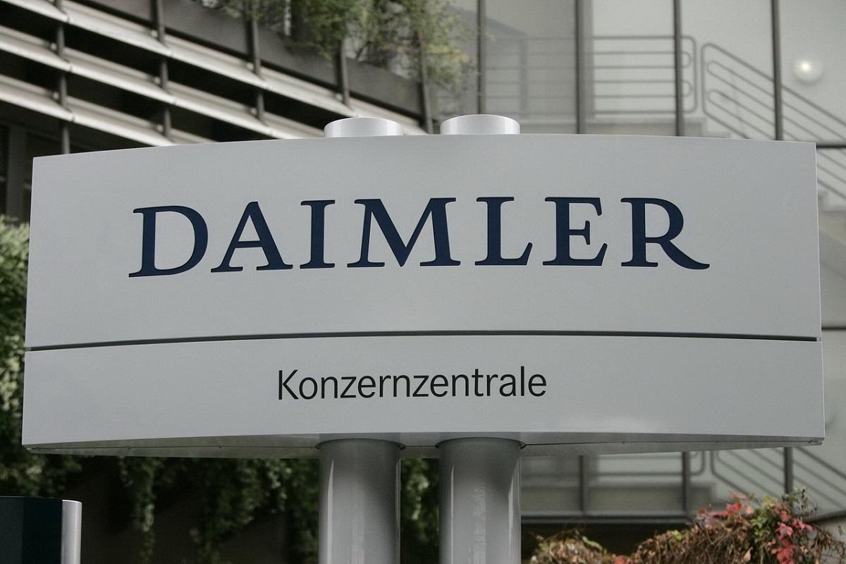 Daimler уволил топ-менеджера из-за конфликта на парковке