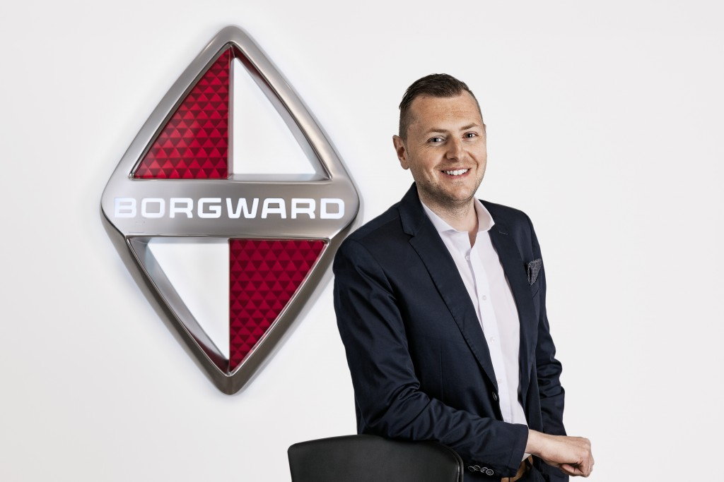 Borgward нанимает специалистов из Kia и Daimler
