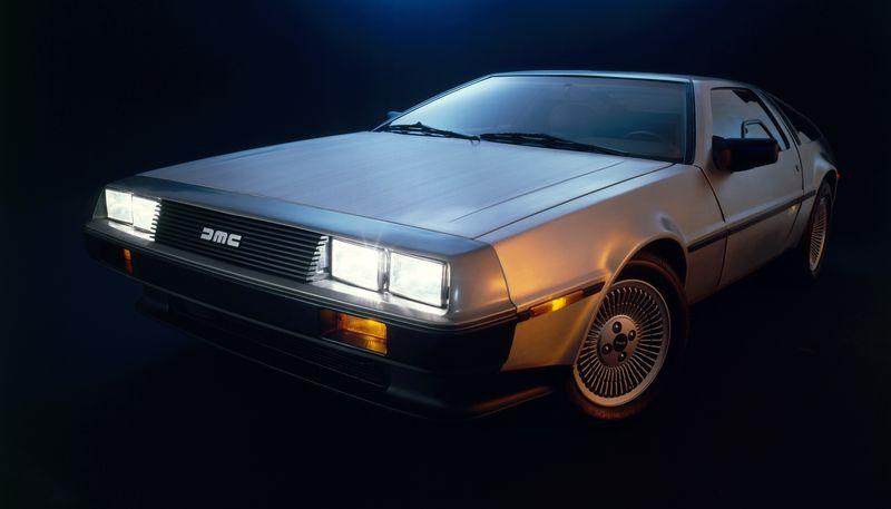 DeLorean DMC-12 снова встанет на конвейер
